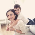 Cinco coisas sobre a maternidade real