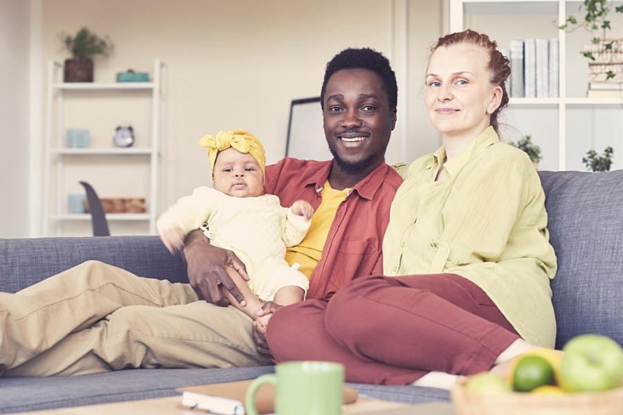Família no pós-parto